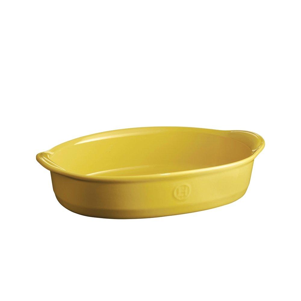 Форма для запекания 34,5 см Emile Henry овальная цвет: прованс