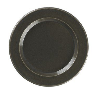 Тарелка обеденная 28см (цвет: базальт) Emile Henry
