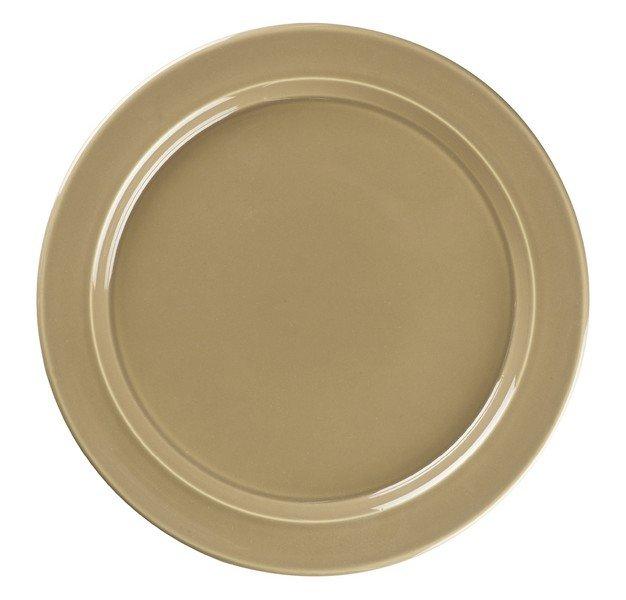 Тарелка Emile Henry обеденная 28см (цвет: мускат) 968878
