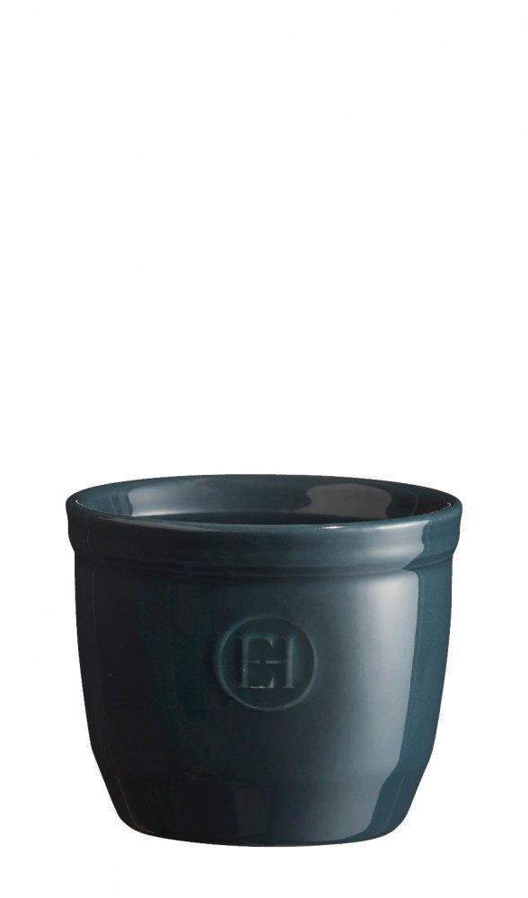 Рамекин Emile Henry 8.5 см, цвет: серо-голубой, высокий 971008