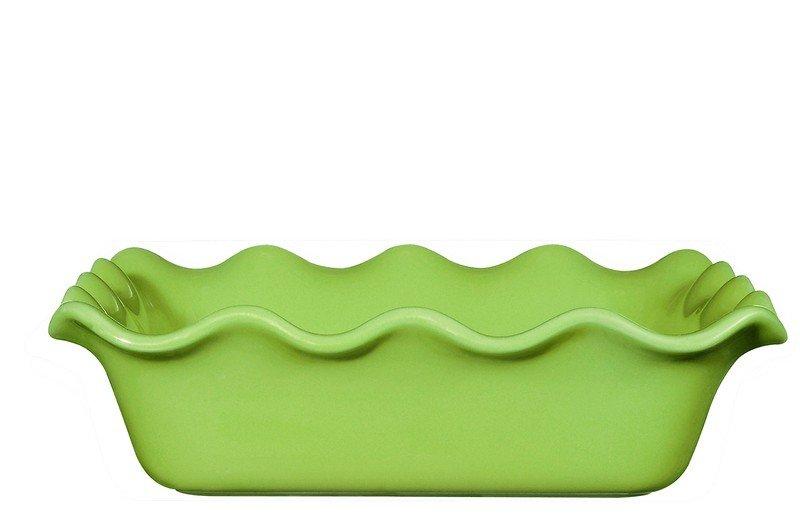 Форма для запекания квадратная 24х24 см (цвет: зеленое яблоко) Emile Henry