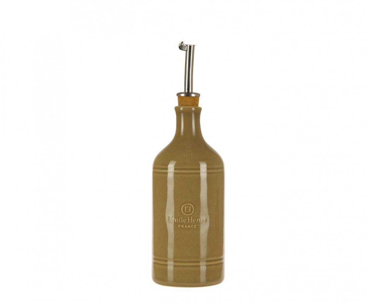 Бутылка для масла и уксуса (цвет: мускат) Emile Henry