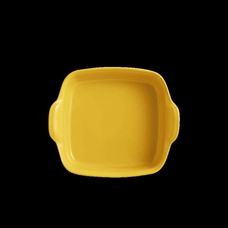 Форма для запекания 28x23 см Emile Henry квадратная, цвет: прованс