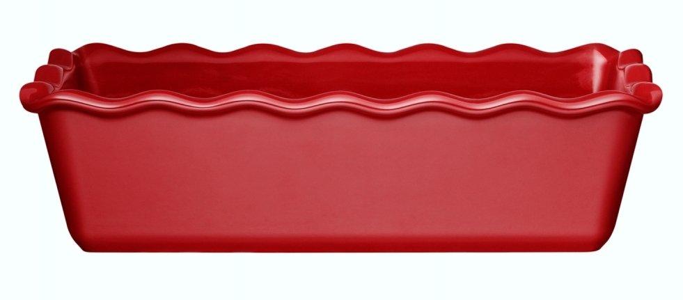 Форма для кекса Emile Henry 30,5х13,5 (цвет: гранат)