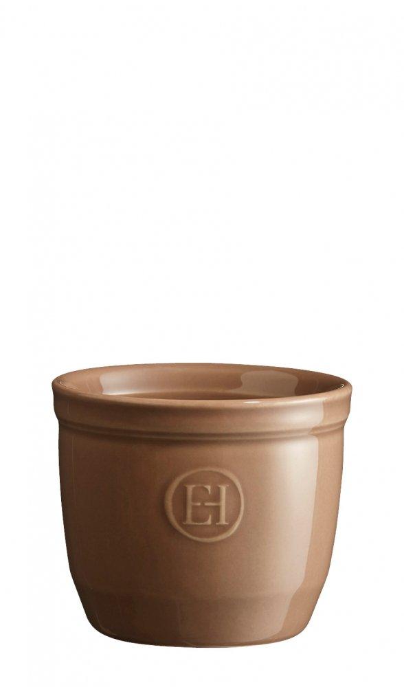 Рамекин Emile Henry 8.5 см, цвет: мускат, высокий
