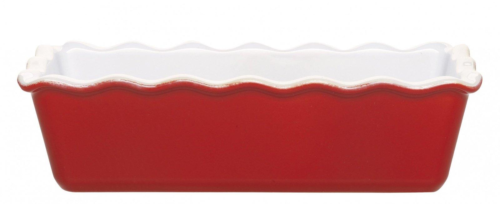 Форма для выпечки пирога Emile Henry 30,5х13,5 см (цвет: красный)