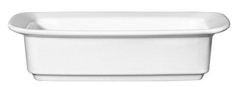 Средняя форма для запекания 24,5x22,5см (цвет: нуга) Emile Henry