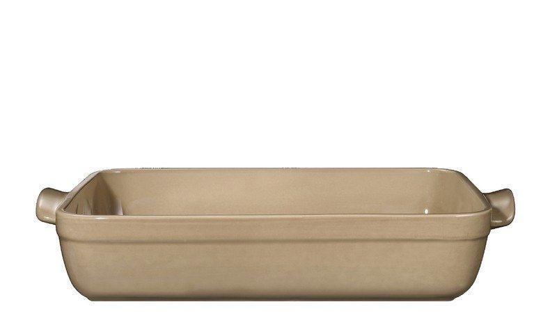 Форма для лазаньи 35x25 см (цвет: мускат) Emile Henry