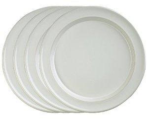 Тарелка обеденная 28см (цвет: нуга) Emile Henry