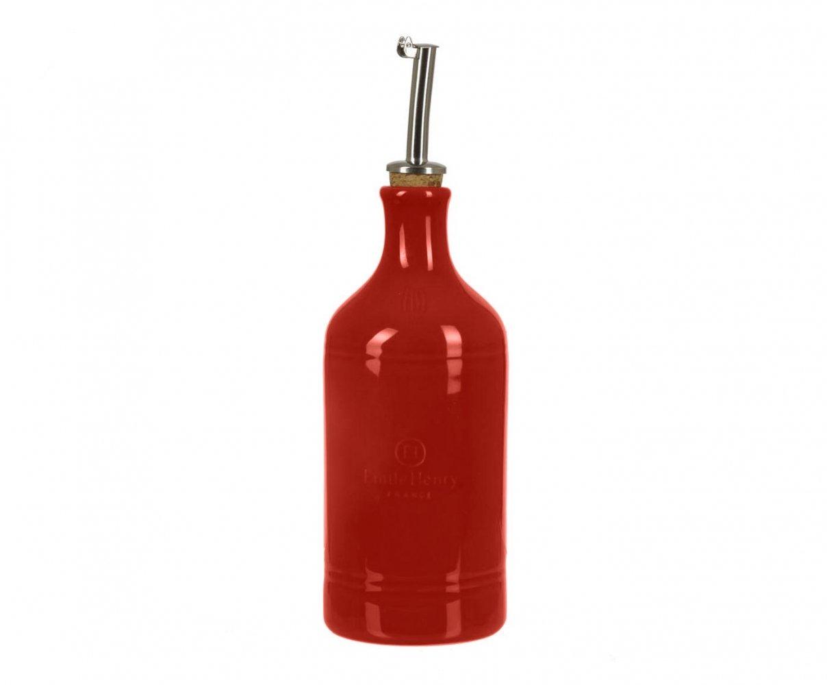 Бутылка для масла и уксуса (цвет: красный) Emile Henry