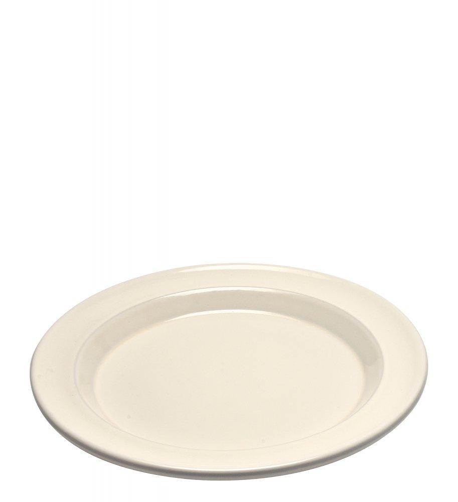 Тарелка десертная 21см (цвет: крем) Emile Henry