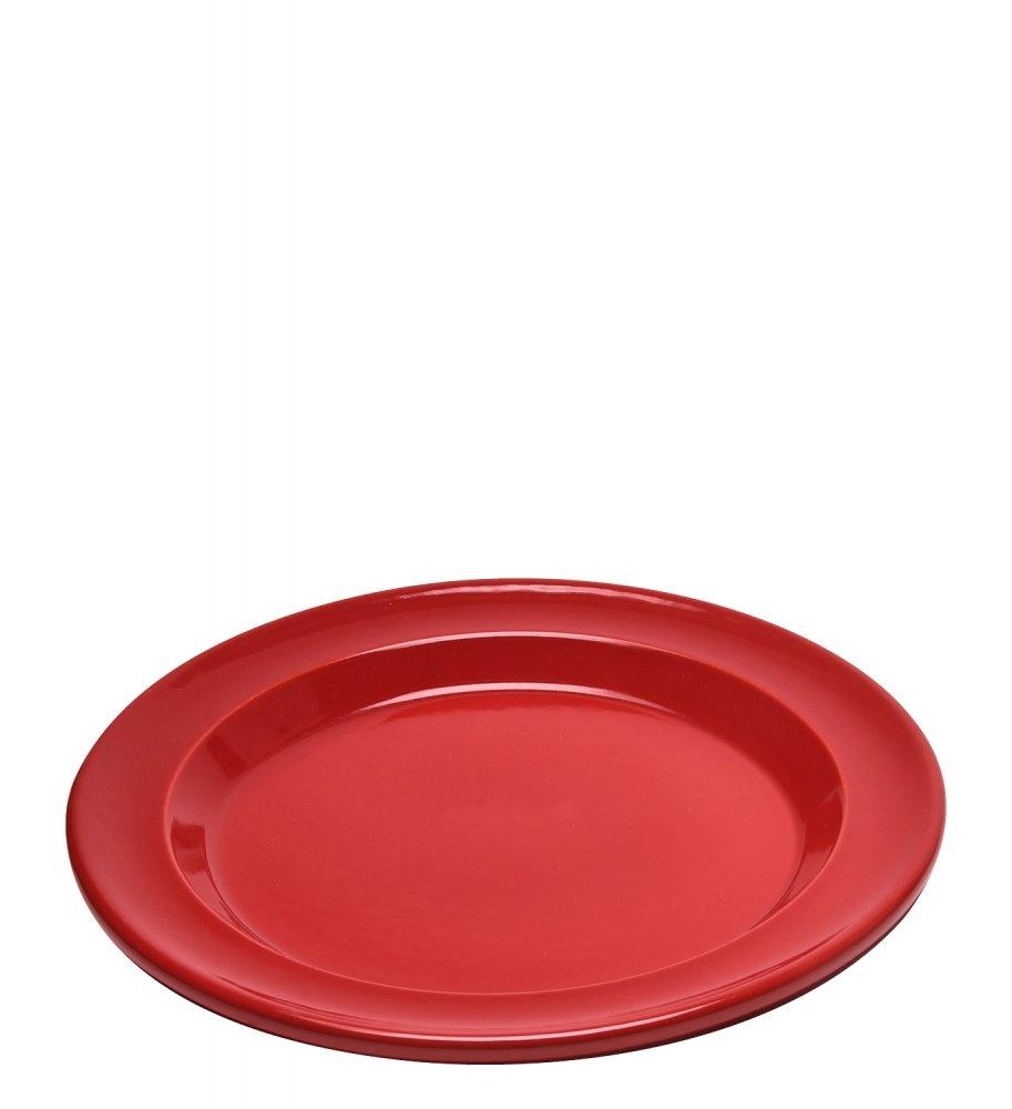 Тарелка десертная 21см (цвет: гранат) Emile Henry