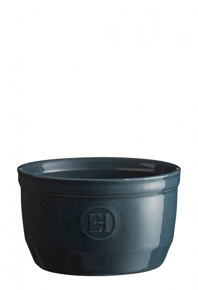 Рамекин Emile Henry 10.5 см, цвет: серо-голубой, большой