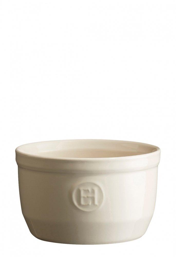 Рамекин Emile Henry 10.5 см, цвет: крем, большой