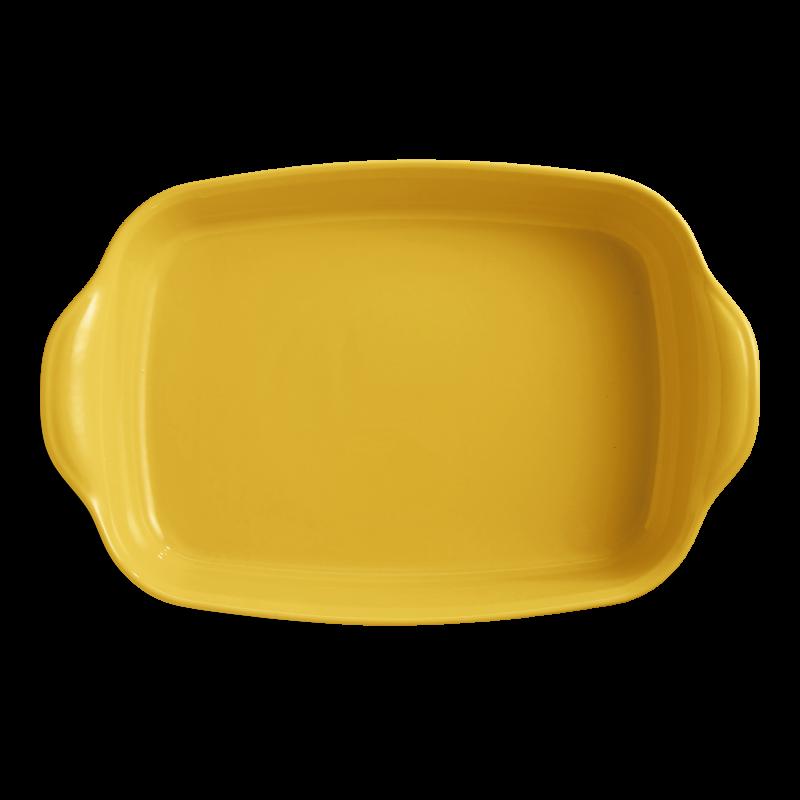 Форма для запекания 42x27 см Emile Henry прямоугольная, цвет: прованс